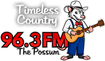 96.3 The Possum – Tri-Cities